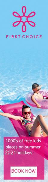 First Choice - holidays from £299